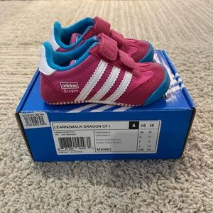 Adidas Learn 2 Walk Dragon Shoes